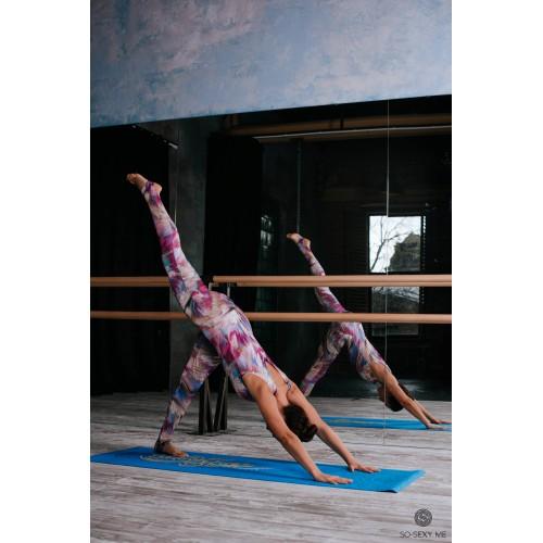 Комбинезон для йоги