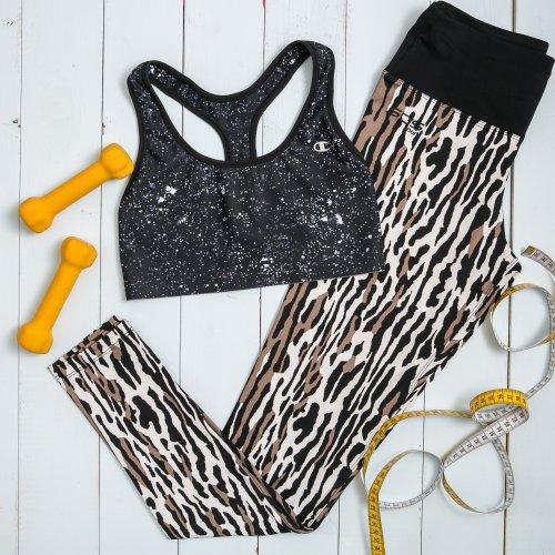 Цвет: леопард1